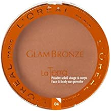 Loreal Glam Bronze La Terra Face Body Sun Powder Taormina 04