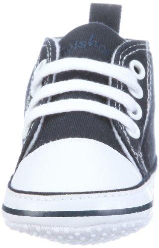 Playshoes Art. Baby Turnschuhe, Baskets mode mixte enfant Bleu (marine 11)
