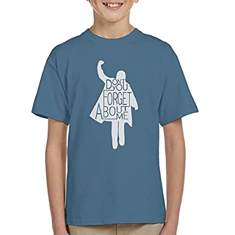 Breakfast Club Dont You Forget About Me Kid's T-Shirt