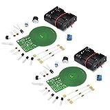 Gikfun MDS-60 - Módulo detector de metales para kit de soldadura Arduino DIY (2 unidades) EK1906