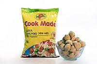 COOK MADE Fresh SOYA Chunks, Weight 1Kg (Yellow, Medium Size)