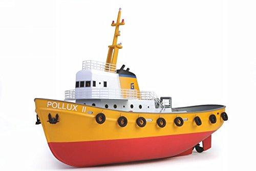 Graupner 21011 WP Pollux 2 RTR RC Elektroboot