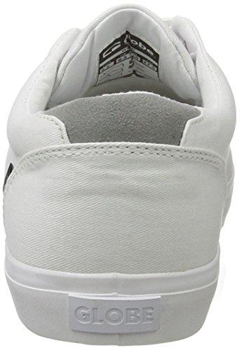 Globe Herren Willow Sneaker Weiß (white/white)