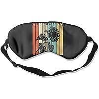 Vintage Style Sunflower Silhouette 99% Eyeshade Blinders Sleeping Eye Patch Eye Mask Blindfold For Travel Insomnia... preisvergleich bei billige-tabletten.eu