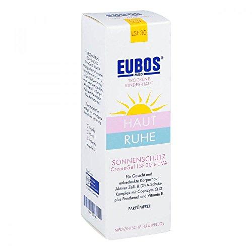 EUBOS KINDER Haut Ruhe Sonnensch.Cr.Gel LSF 30+UVA 50 ml Gel