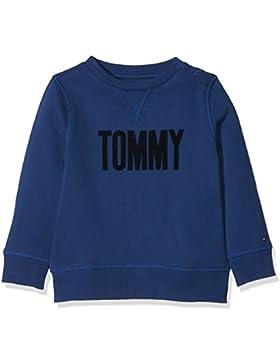 Tommy Hilfiger Ame Hilfiger Cn HWK L/S, Sudadera para Niños