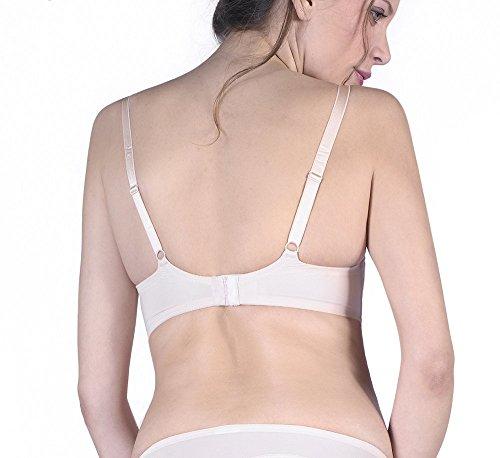 Cache Coeur Damen Schwangerschafts-BH Lollypop Beige (Nude Light)