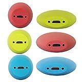 MagiDeal 6 Pcs Portable Radiateur USB Chargeur Électrique Chaud Chauffage Ventilateur Pocket Heater