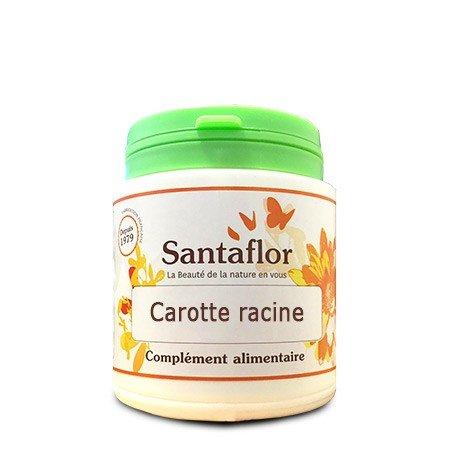 Carotte racine - gélules120 gélules gélatine végétale