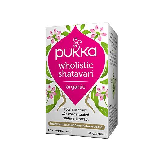 Pukka Herbs Wholistic Shatavari 30 capsule -