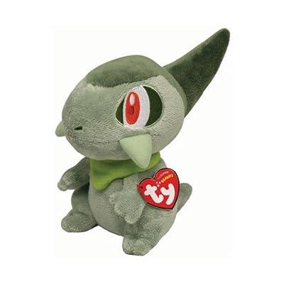 Ty Pokemon Axew - Peluche, 15 cm por Ty