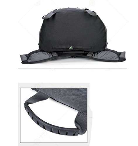 LAIDAYE Außentasche Bergsteigen Taschen Wasserdichte Taschen Mode-Taschen Reiten Taschen Reisetaschen Schultertaschen Rucksäcke Taschen Schultaschen Taschen-Computer 3