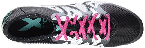 Adidas X 15.3 FG/AG Herren Fußballschuhe schwarz/weiß