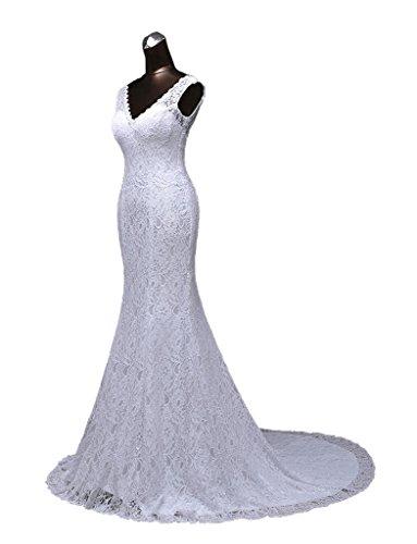 JYDress - Robe - Mermaid - Femme Champagne