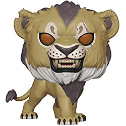 Funko POP! Disney: El rey león: Scar