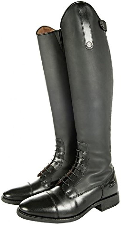 Stivali Sevilla 44 STD (L 39 cm; H 49 cm) Nero | Imballaggio elegante e stabile  | Uomo/Donna Scarpa