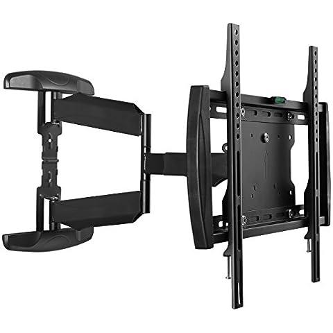Suptek Supporto da parete per tv, per più 55,9- 139,7cm