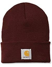 Carhartt A18 Watch Hat - Beanie - Mütze (One Size, Port)