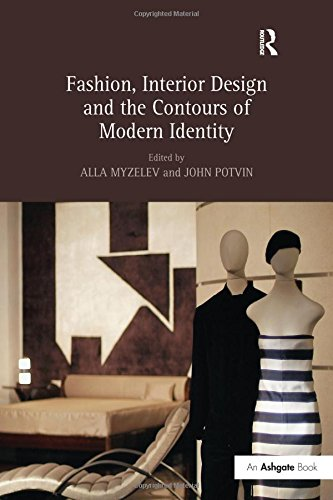 Kostüm Designs Contour - Fashion, Interior Design and the Contours of Modern Identity