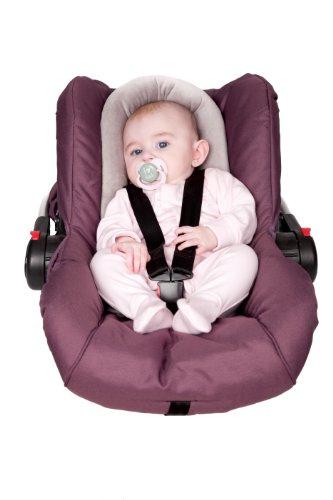 Clevamama Cojín Reductor para Cabeza y Cuello - Almohada con Espuma Clevafoam para Bebés