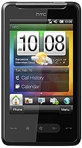 HTC HD mini schwarz Smartphone (8,1 cm (3,2 Zoll) Display, Touchscreen, 5 Megapixel Kamera) mit Vodafone Branding