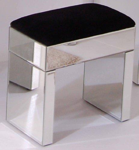 my-furniture-verspiegelter-schminktischhocker