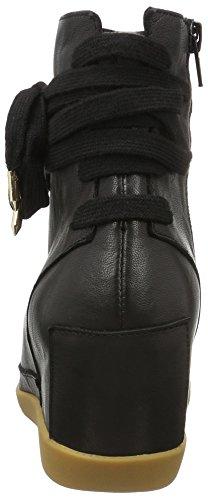 Shoe Closet Emmy Star L, Stivaletti Donna Nero (110 Black)