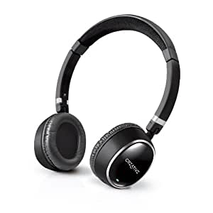 Creative WP-300 Wireless Headphones for use with Bluetooth-Enabled Phones, iPhone and Android plus Bluetooth MP3 Players