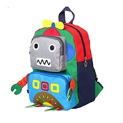 TeMan Children Backpack Kindergarten Cartoon Schoolbag for Kids - childrens-backpacks
