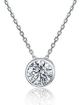 Luna Azure Sterling Silber Cubic