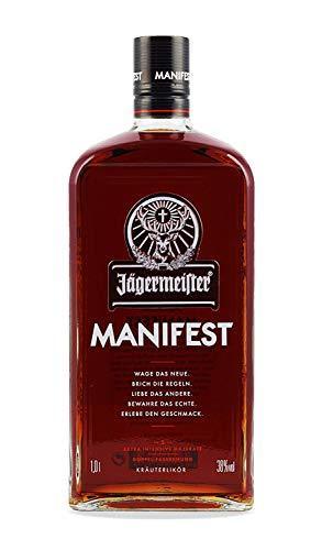Jägermeister Manifiesto Licor de Hierbas - 1000 ml