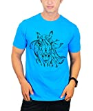 TBT ™ Graphic Printed Men's T shirt (Tribal Horse)