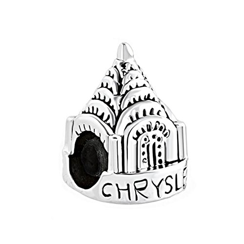travel-charms-new-york-chrysler-building-jewelry-beads-fit-pandora-charm-bracelets