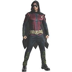 Rubies s oficial de hombre Robin Batman Arkham, adulto disfraz–grande