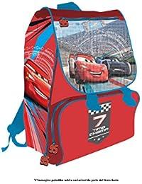 Preisvergleich für LGVSHOPPING, Kinderrucksack Blu E Rosso