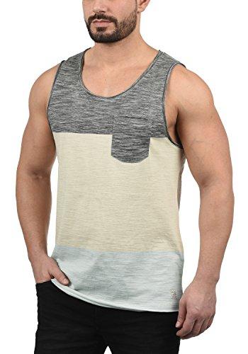 Tank Top Mit Rundhalsausschnitt Aus 100% Baumwolle Regular Fit, Größe:XXL, Farbe:Black (70155) ()