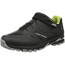 NORTHWAVE SPIDER 2 Mountain Bike Shoes, nero, schuhgr??e:gr. 42