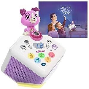 VTech Jouw interactieve verhaaltjesverteller Roze - Electrónica para niños (Multicolor, De plástico, CE, 3 año(s), Niño/niña, 8 año(s))