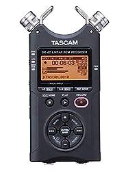 Tascam DR-40 - 4-Spur Recorder im Taschenformat