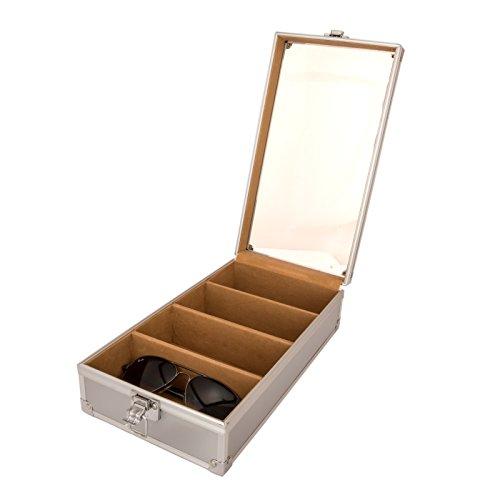 Mehrbrillenetui Brillenkoffer Brillenbuch Brillenbox Brillenkiste #1136