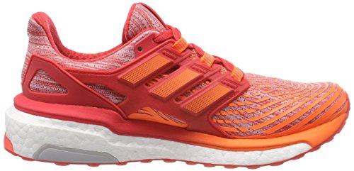 the latest 5eddd dc3cd ... adidas Energy Boost W, Scarpe Running Donna Arancione (Hi-res Orange  S18)