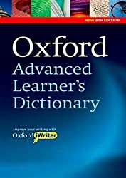 Oxford advanced learner's dictionary : 8th edition (1Cédérom)