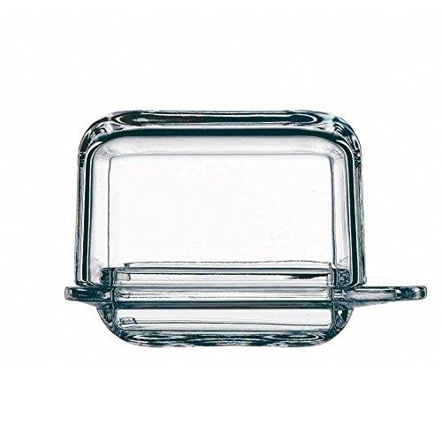 Spiegelau & Nachtmann, beurre Cloche, Verre en cristal, pour 125 g, Brunch, 0075623–0