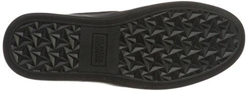 Tommy Hilfiger Herren T2385yke 4a Low-Top Schwarz (Black 990)