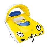 ZY YZ Kinderschwimmring Babysitz Babysitz Schwimmerring (Farbe : Gelb)