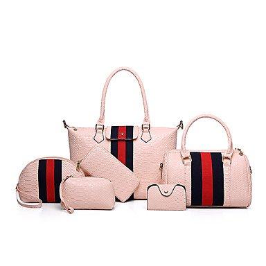 Le donne della moda Classic Crossbody Bag,Arrossendo rosa Blushing Pink