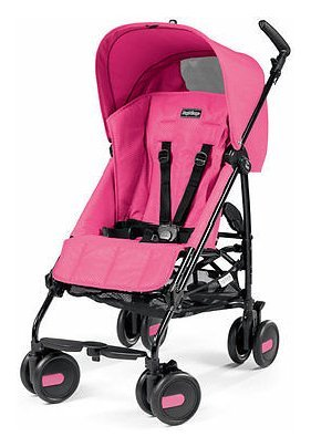 Passeggino quattro ruote Peg Perego Pliko Mini pink