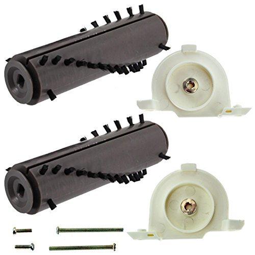 Spares2go Bürstenrolle und Endkappen für schnurlose Staubsauger: Gtech AirRAM DM001AR02AR01AR03AR05, komplettes Set