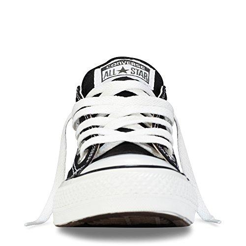 CONVERSE Chuck Taylor All Star Seasonal Ox, Unisex-Erwachsene Sneakers, Schwarz (Black), 39 EU - 9