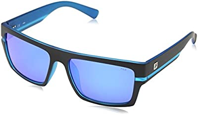 Fila Sf8977, Gafas de Sol Para Hombre